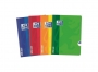216014 - zeszyt A4 w kratkę Oxford Openflex 60 kartek, 5 szt. mix kolorów