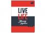 24201 - zeszyt A5 w kratkę Interdruk 32 kartki, okładka miękka