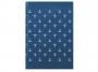 24720 - zeszyt A5 w kratkę D.rect 96 kartek, brulion okładka twarda