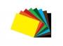 27309 - zeszyt papierów kolorowych B4  samoprzylepnych, 8 kartek