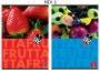 281596_ - kołonotatnik A5 w kratkę Pigna Fruits 80 kartek, 2 szt./op.