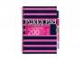 281809 - kołonotatnik A4 w kratkę Pukka Pad Project Book Navy 100 kartek, 3 szt./op.