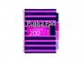 28187a_ - kołonotatnik A4 w linię Pukka Pad Project Book Navy , 200 kartek, 3 szt./op.