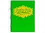 2818a__ - kołonotatnik A4 w kratkę Pukka Pad Jotta Neon , 200 kartek, 3 szt./op.Towar dostępny do wyczerpania zapasów!!