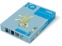 3233130 - papier do drukarek i kopiarek kolorowy A4 160g IQ BL29, pastelowy niebieski, kserograficzny, 250 ark./op.