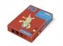 323321 - papier do drukarek i kopiarek kolorowy A4 80g IQ CO44, intensywny czerwony, kserograficzny, 500 ark./op.
