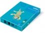 3233250 - papier do drukarek i kopiarek kolorowy A4 160g IQ AB48, intensywny morski, kserograficzny, 250 ark./op.