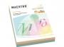 32379413 - papier do drukarek i kopiarek kolorowy A4 80g Mondi Business Paper Maestro Color, pastelowy, 5x50 ark./op.