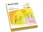32379416 - papier do drukarek i kopiarek kolorowy A4 80g Mondi Business Paper Maestro Color, neonowy, kserograficzny, 4x50 ark./op.