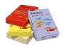328___ - papier, karton kolorowy A4 160g Rainbow kolory pastelowe jasne