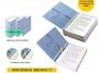 410170_ - teczka skoroszytowa PLUS A4 kartonowa, regulowana szerokość grzbietu 1-10 cm