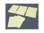 410180 - skoroszyt kartonowy Warta z indeksem, bez przewleczki 246x317 mm 15 szt./op.