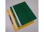 41033_ - skoroszyt plastikowy A4 Biurfol twardy, z metalową zawieszką 20 szt./op.