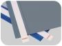 41039_ - skoroszyt plastikowy A5 Biurfol twardyTowar dostępny do wyczerpania zapasów u producenta!!