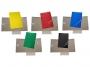 41407_ - teczka wiązana A4 kartonowa Warta z trzema klapamiTowar dostępny do wyczerpania zapasów!!