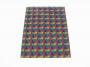 415092 - teczka z gumką A4 kartonowa Aro niebieska, 350g