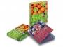 415471_ - teczka z gumką B4 kartonowa Pigna Fruits 3 cm