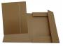 4159525 - teczka z gumką A4 kartonowa Warta tektura falista