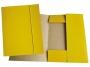415952_ - teczka z gumką A4 kartonowa Warta laminowana