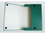 41607_ - teczka na rzep A4 skrzydłowa ARO szeroka: 40 mm