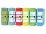 417047__ - pudło archiwizacyjne Donau A4 karton o szer. 100 mm