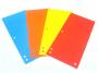 419410_ - przekładki do segregatora 1/3 A4 kartonowe D.rect op.100 szt.