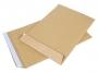 43404 - koperty B5 brązowe HK Bong Business Mail 176x250 mm, samoklejące z paskiem, 500 szt./op.