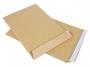 436161p - koperty B4 brązowe HK Bong Business Mail 250x353 mm, samoklejące z paskiem, 25 szt./op.