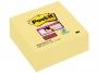 44021014 - karteczki samoprzylepne 3M Post-it 2028-SSCY 76x76 mm, Super Sticky, żółte 270 kartek