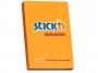 4402116a_ - karteczki samoprzylepne Stick'n 76x51 mm, neonowe, 100 kartek