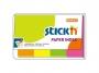 44021205 - zakładki indeksujące samoprzylepne Stick'n 50x20 mm, 4 kolory neonowe, 4x50 szt.Towar dostępny do wyczerpania zapasów u producenta