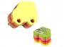 44021398 - karteczki samoprzylepne Stick'n kształt samochód, 76x76 mm, mix 5 kolorów, 400 kartek