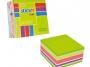 44021537 - karteczki samoprzylepne Stick'n 76x76 mm, 3 kolory, 400 kartek