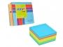 44021538 - karteczki samoprzylepne Stick'n 76x76 mm, neonowe, 400 kartek