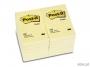 44115 - karteczki samoprzylepne 3M Post-it 656 51x76 mm, żółte 100 kartekTowar dostępny do wyczerpania zapasów u producenta!!