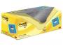 4411600 - karteczki samoprzylepne 3M Post-it 654CY-VP20 76x76m mm, żółte, 20 x 100 kartek + 4 bloczki GRATIS