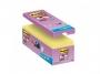 4411601 - karteczki samoprzylepne 3M Post-it 654 76x76 mm, żółte, 14x90 kartek + 2 bloczki GRATIS