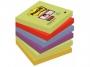 4411694 - karteczki samoprzylepne 3M Post-it 654 76x76 mm, Paleta Marrakesz, 6x90 kartek
