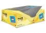 4411800 - karteczki samoprzylepne 3M Post-it 655CY-VP20 127x76 mm, żółte, 20 x 100 kartek + 4 bloczki GRATIS
