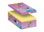 4411801 - karteczki samoprzylepne 3M Post-it 655 127x76 mm, żółte, 14x90 kartek + 2 bloczki GRATIS