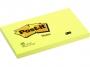 44118 - karteczki samoprzylepne 3M Post-it 655 127x76 mm, żółte 100 kartek