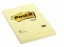 441201 - karteczki samoprzylepne 3M Post-it 660 102x152 mm, żółte w linie 100 kartek
