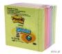 441252 - karteczki samoprzylepne 3M Post-it R-330-NR 76x76 mm, Z-Notes, Zig-Zag ( ZZ ), 6 bloczków neonowych po 100 kartek