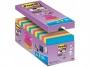 4412582 - karteczki samoprzylepne Zig-Zag ( ZZ ) 3M Post-it R-330 76x76 mm, Z-Notes, Super Sticky, mix kolorów, 14x90 kartek + 2 bloczki GRATIS