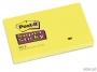 441291 - karteczki samoprzylepne 3M Post-it 655-S 127x76 mm, Super Sticky żółty 90 kartek