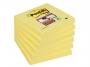 4413301 - karteczki samoprzylepne 3M Post-it 654-6SSCY-EU 76x76 mm, Super Sticky 90 kartek, żółte