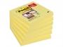 4413303 - karteczki samoprzylepne 3M Post-it 654-P6SSCY-EU 76x76 mm, Super Sticky 6x90 kartek, żółte