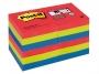 4413309 - karteczki samoprzylepne 3M Post-it 622-12SS-JP 51x51 mm, Super Sticky, 12x90 kartek, kolory energiczne