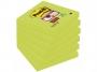 4413312 - karteczki samoprzylepne 3M Post-it 654-6SS-AW 76x76 mm, Super Sticky 90 kartek, zielone