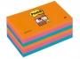 4413315 - karteczki samoprzylepne 3M Post-it 655-6SS-EG 127x76 mm, Super Sticky 6x90 kartek, kolory promienne